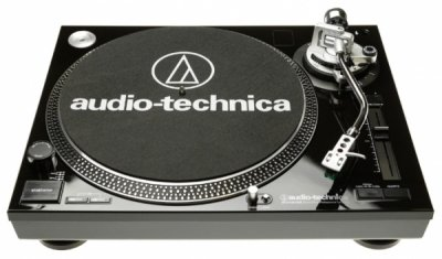 Audio-Technica AT-LP120-USBHC BK